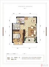 海南省京�显�1室2厅1卫精装交房适合养生养老
