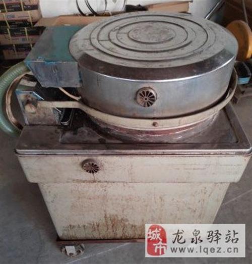 闲置自动控温燃气烤饼炉一台,低价转
