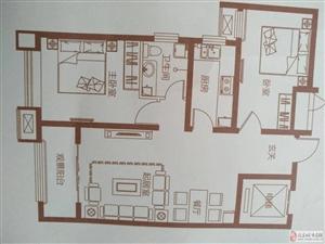泰华城府2室1厅1卫79万元