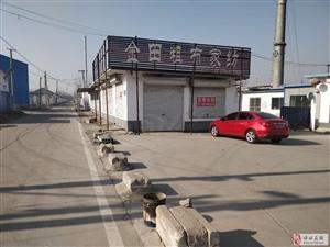 出租开发区沿街商铺400平米,交通便利位置优越