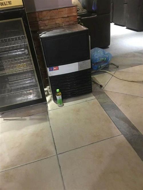 长葛市低价处理9成新制冰机