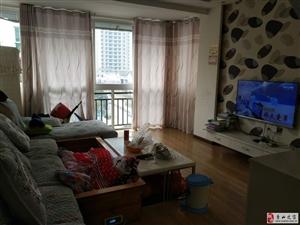 领秀边城楼梯顶跃中装3室2厅2卫110平45.8万