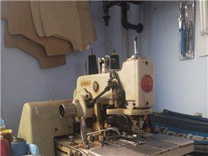 高级定制服装厂设备出售