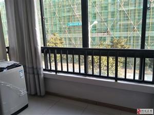二中,实小附近都市华庭全新2居室黄金楼层出租