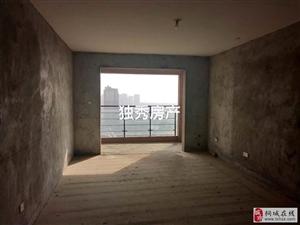鸿润·龙腾首府3室毛坯,品质小区,配套成熟,诚售