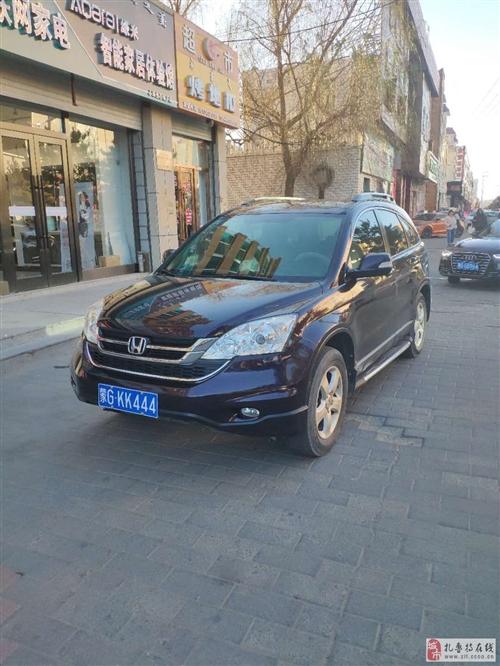 出售10年12月CRV2.0自動才檢的車
