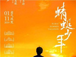 儿童电影《蜻蜓少年》定档1月11日,双胞胎演绎童年