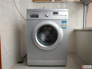 低价出售进口西门子滚筒洗衣机