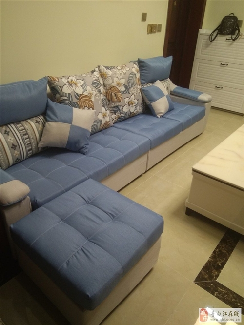 出售全新布艺沙发