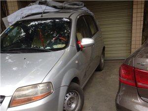 出售雪佛兰乐骋两厢帯天窗,车况好,无事故,有意者请联系