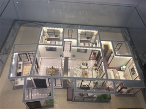 海南省供和花园2室2厅1卫65万精装带智能家居
