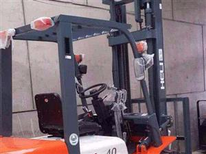 单位拆迁半价处理全新3吨4吨柴油叉车