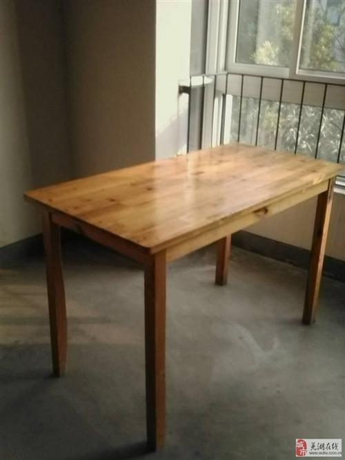 出售实木方桌