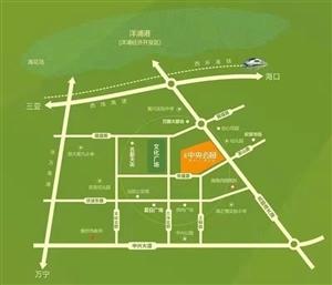 海南省儋州市中央公园3室2厅2卫105万元