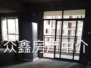 御景华府电梯房,中层面积108平,2房2厅1厨1卫