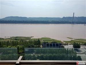 一线江景房,30万欧式精装,两梯四户,东南向