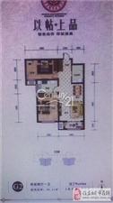 领颂湾2室2厅1卫78万元首付30万
