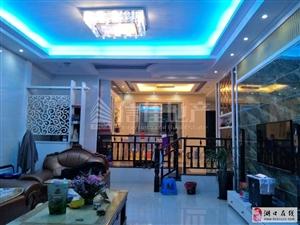豪华装修复式楼,家具家电全部是高档品牌。