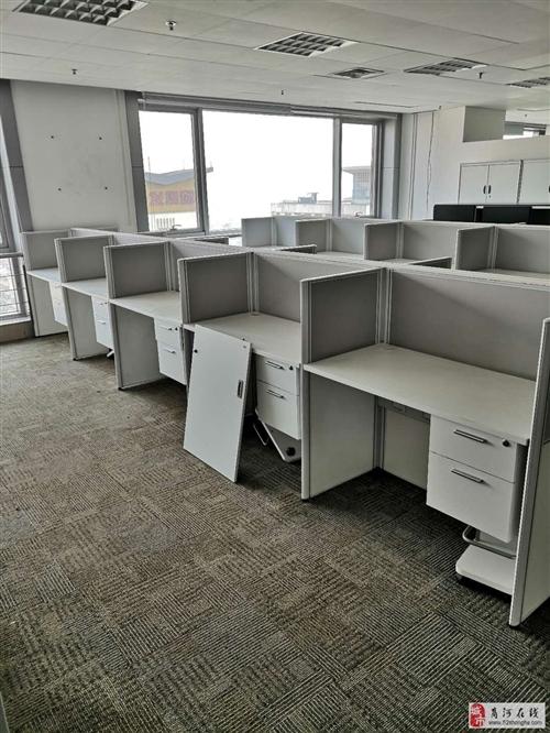 批量处理九成新高档办公桌