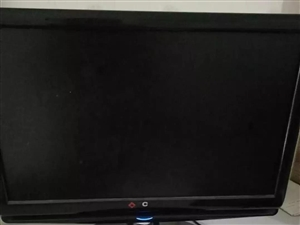 24寸TCL夜晶電視