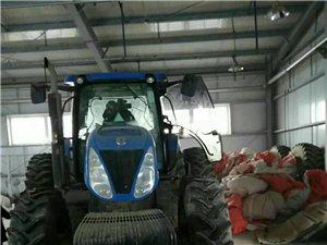 求购二手大型拖拉机