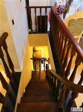 海通园一楼115平带下沉式小院同等面积地下室精装