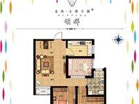 固安大产权2室105万元,外地人可买,紧邻重点中学