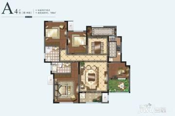 4室2厅2卫 145平米