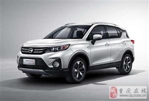 重庆低首付速提高颜值性价比SUV传祺GS3