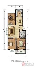长小杏林花苑可按揭3室2厅1卫72万有后期