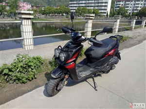 出售九城新摩托车