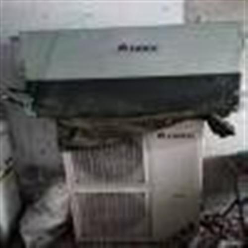 出售一台六匹中央空调
