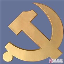 大型徽章厂家3米5贴金警徽2.5米新消防徽制作