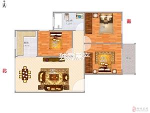 桐乐家园毛坯三室楼层适中位置优越随时看房