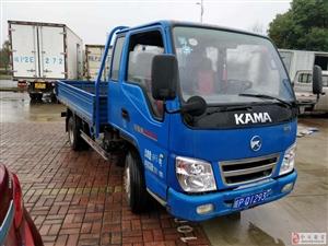 出售14年凯马平板车3.3米