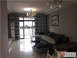玫瑰湾120平精装3室2厅套房出租,拎包入住!