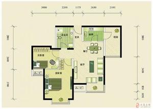 巴登,汇德园两室通厅毛坯房88平繁华地段可贷款无税