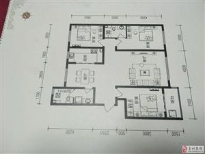 百瑞廷 电梯房138平3室5400元/平