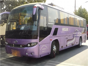 现有:一辆新郑~郑州路线豪华大巴客车,车况良好,价格美丽,接手即可盈利!