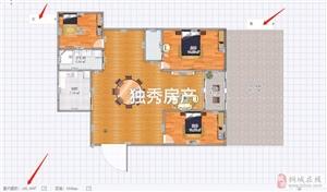碧桂园高档成熟小区精装三房加20平花园急售