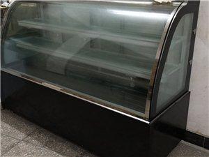 低价出售甜品、蛋糕冷藏展示柜一台