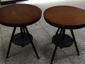 低价出售休闲圆桌
