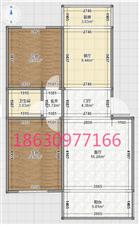 福润园1楼两室通厅94平120万无税可议
