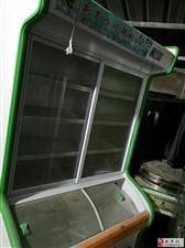 有二手点菜冷冻柜,不锈钢柜子出售