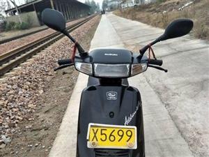 铃木AG100踏板车