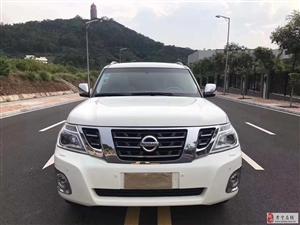黄江二手车17年尼桑途乐/V8/5.6排量/全新车
