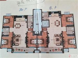 青城樱园3楼毛坯135平带车位储77万包改名可按揭