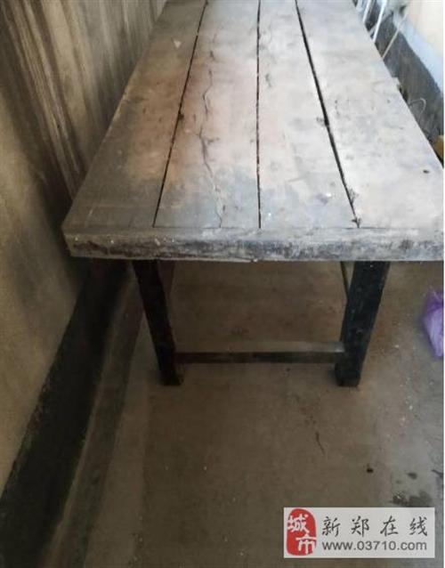 枣树木材做的工作台出售