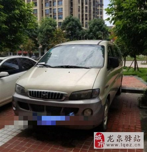 江淮 瑞风2006款 2.4 手动 标准型8座