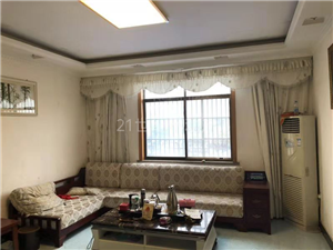 新时代小区2室2厅1卫1500元/月